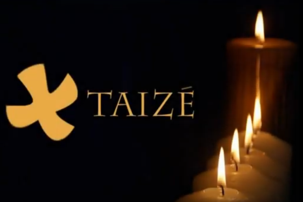 Rachel's Taizé Service on YouTube