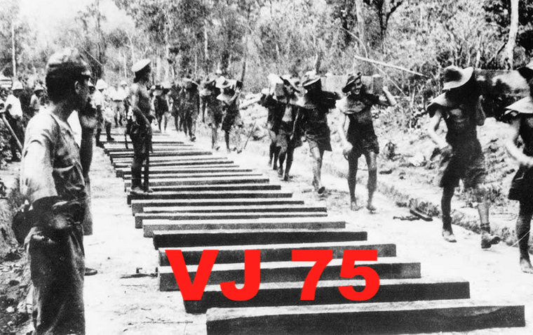 75th Anniversary of VJ Day