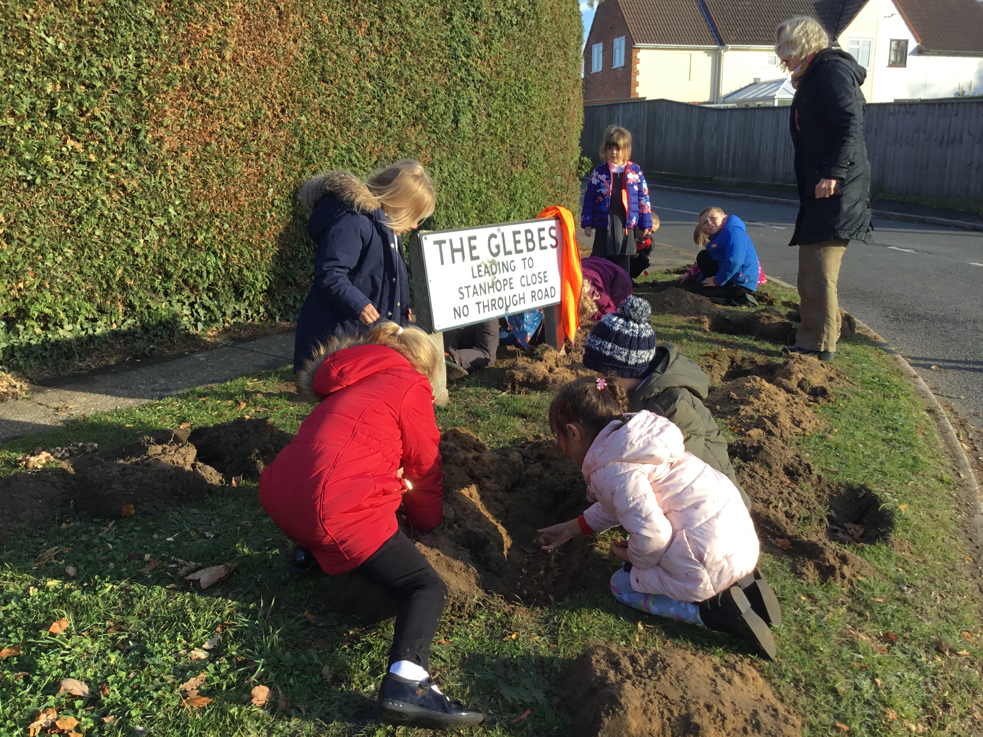 School wins top gardening award